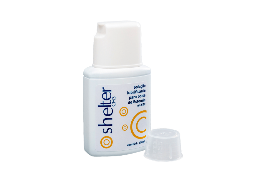 Очищающее средство и смазывающий раствор Shelter CH3